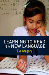 Learning to Read in a New Language by Eve Gregory