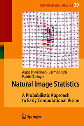 Natural Image Statistics by Aapo Hyvärinen