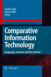 Comparative Information Technology by Joseph Zajda