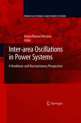 Inter-area Oscillations in Power Systems: A Nonlinear and Nonstationary Perspective