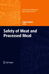 Safety of Meat and Processed Meat by Fidel Toldrá