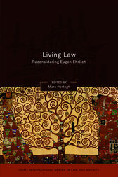 Living Law by Marc Hertogh