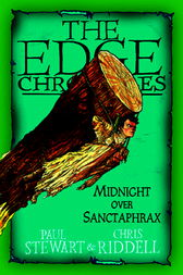 Edge Chronicles: Midnight Over Sanctaphrax by Paul Stewart