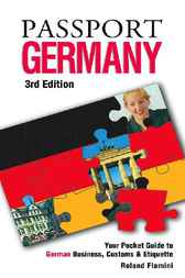 Passport Germany by Roland Flamini