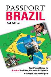Passport Brazil by Elizabeth Herrington