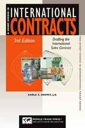 Short Course in International Contracts by Karla C. Shippey