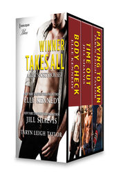 Winner Takes All: A Sexy Sports Box Set by Elle Kennedy