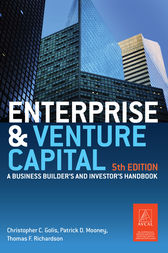 Enterprise and Venture Capital by Christopher Golis