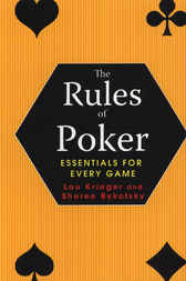 The Rules of Poker by Lou Krieger