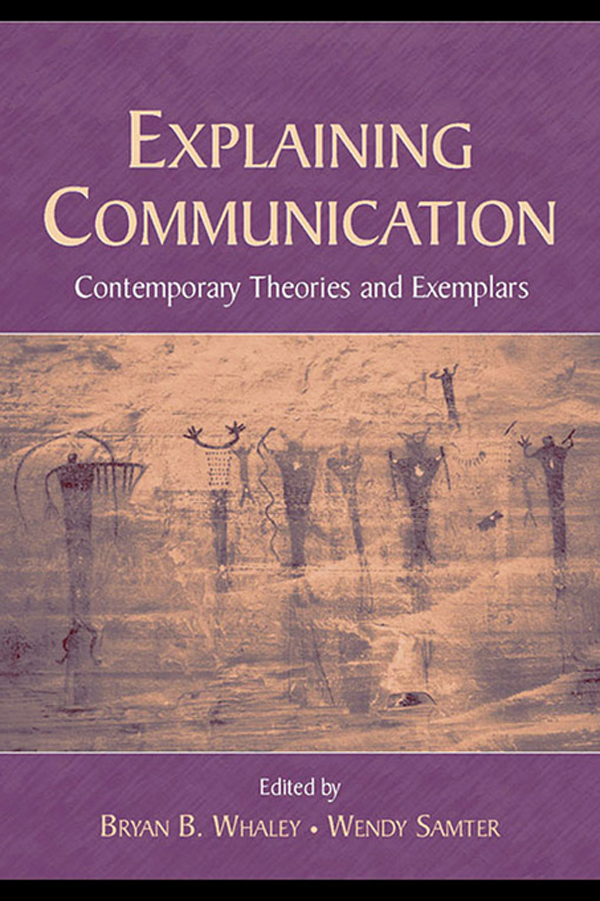 Download Ebook Explaining Communication by Bryan B. Whaley Pdf