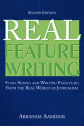 Real Feature Writing by Abraham Aamidor