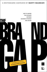 The Brand Gap, Revised Edition by Marty Neumeier