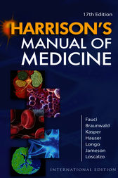 Harrison's Manual of Medicine, 17th Edition by Anthony S. Fauci