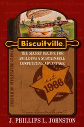 Biscuitville by Phil Johnston