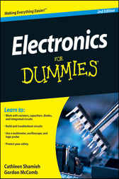 Electronics For Dummies by Cathleen Shamieh