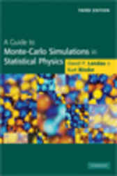 A Guide to Monte Carlo Simulations in Statistical Physics by David P. Landau