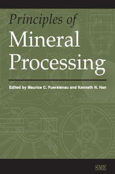 Principles of Mineral Processing by Maurice C. Fuerstenau