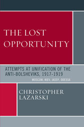 The Lost Opportunity by Christopher Lazarski