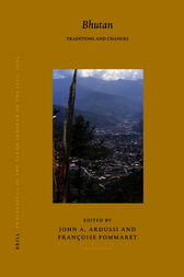 Proceedings of the Tenth Seminar of the IATS, 2003. Volume 5: Bhutan by John Ardussi