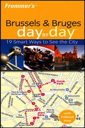 Frommer's® Brussels and Bruges Day by Day by Mary Anne Evans