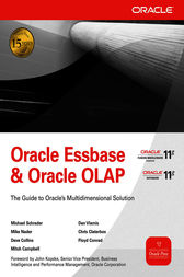 Oracle Essbase & Oracle OLAP by Michael Schrader