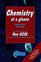 Chemistry at a Glance by Roger Owen