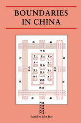 Boundaries in China by John Hay