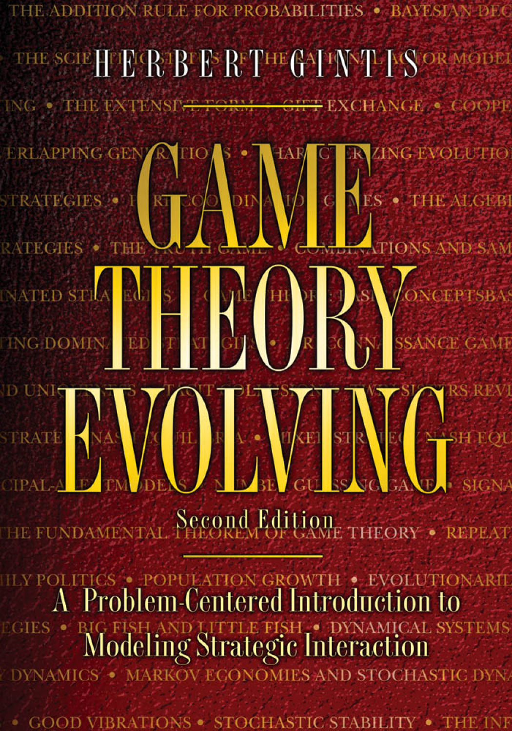 Download Ebook Game Theory Evolving (2nd ed.) by Herbert Gintis Pdf
