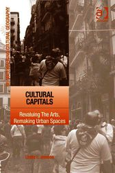 Cultural Capitals by Louise C Johnson