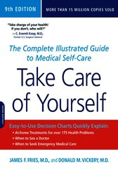 Take Care of Yourself by James F. Fries