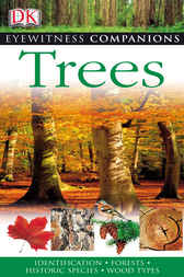 Eyewitness Companions: Trees by Carol Usher