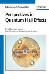 Perspectives in Quantum Hall Effects by Sankar Das Sarma