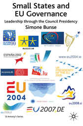 Small States and EU Governance by Simone Bunse