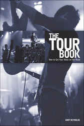 The Tour Book by Andy Reynolds