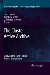 The Cluster Active Archive by Harri Laakso