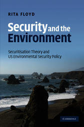 Security and the Environment by Rita Floyd