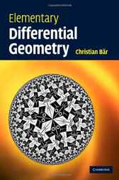 Elementary Differential Geometry by Christian Bär