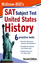 McGraw-Hill's SAT Subject Test: United States History 2/E by Daniel Farabaugh