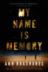 Book my name is memory