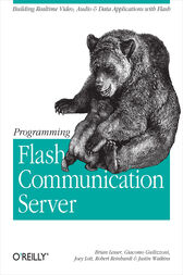 Programming Flash Communication Server by Brian Lesser