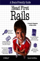 Head First Rails by David Griffiths