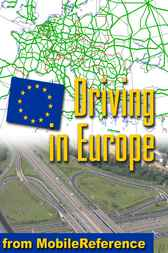 Driving in Europe by MobileReference