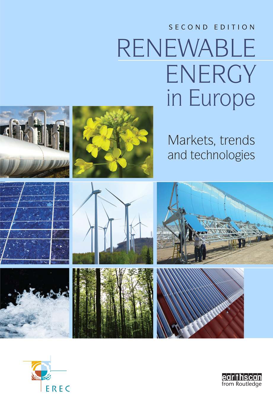 Download Ebook Renewable Energy in Europe (2nd ed.) by European Renewable Energy Council Pdf