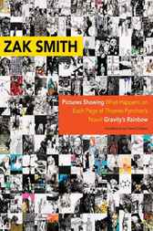 Pictures Showing What Happens on Each Page of Thomas Pynchon's Novel Gravity's Rainbow by Zak Smith