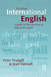 International English by Peter Trudgill