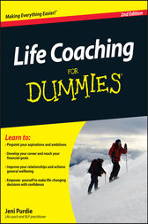 Life Coaching For Dummies by Jeni Purdie