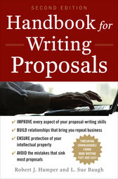 Handbook For Writing Proposals, Second Edition by Robert J. Hamper