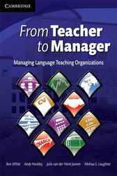 From Teacher to Manager by Ron White