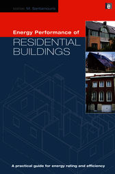 Energy Performance of Residential Buildings by Mat Santamouris