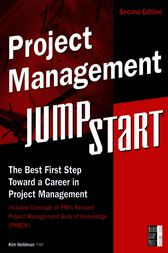 Project Management JumpStart by Kim Heldman